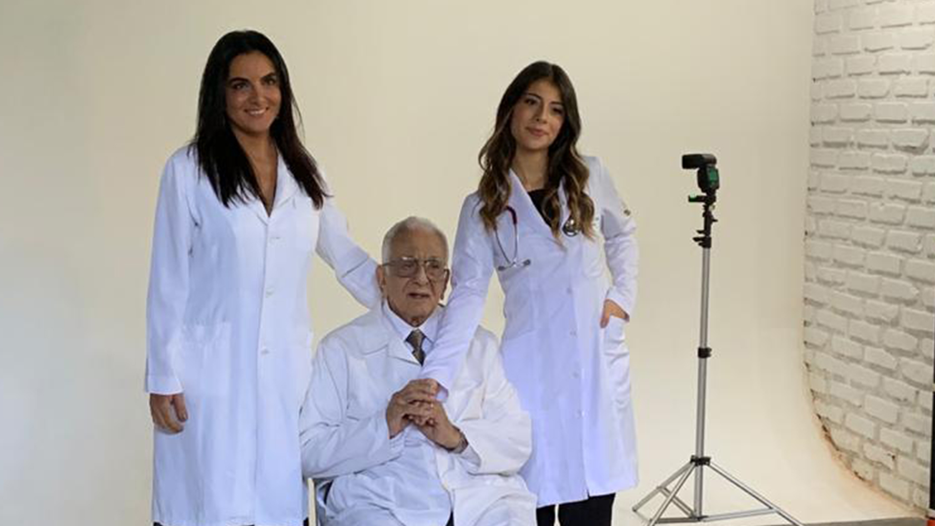 Entrevista do Professor Dr. Daibis Rachid, Titular do curso de Urologia
